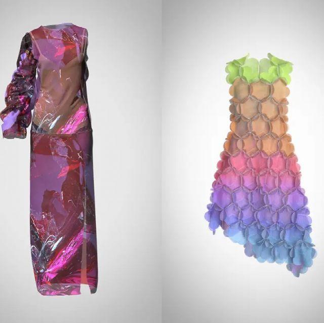 Congrats DressX : the 1st Virtual Couture e-shop !  @dressx @moredaria @modya   #aika #aikaselection #digitalage #virtualfashion #cyberfashion #couture